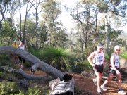 Peachy Park Run - October 2009
